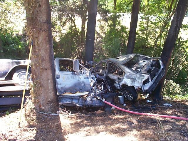 Fatal Accident On I-95 - Spotsylvania Volunteer Rescue Squad